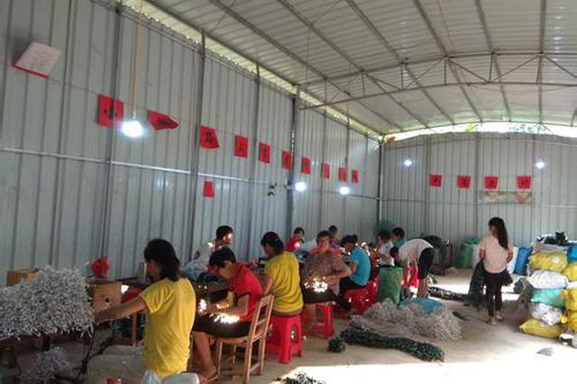 安徽引导动员社会组织参与脱贫攻坚