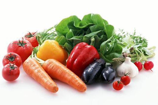 中秋节前 安徽蔬菜便宜了