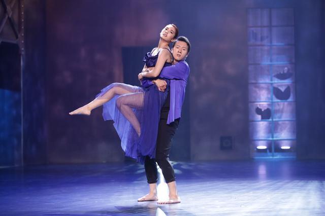 杨丞琳遭《新舞林大会》淘汰 此前彩排曾摔倒受伤