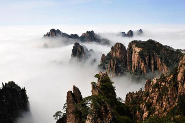 黄山风景区中秋假期迎客3.9万人 家庭游成主流