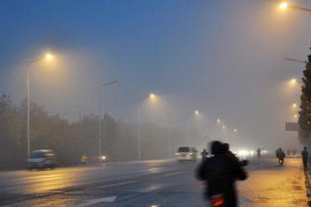 冷空气来袭 合肥本周最低气温降至14℃