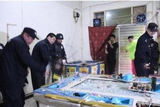 小超市内暗藏赌博窝点 天长警方4天捣毁3个赌窝