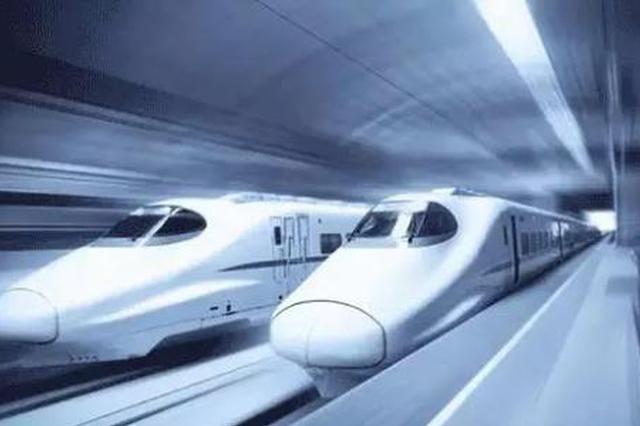 合肥高铁北城站新增四条高铁线路