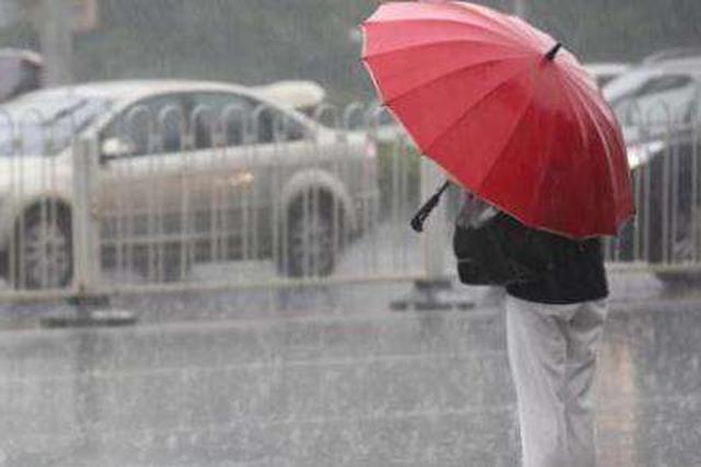 安徽本周迎一次弱降水过程 过后又是秋高气爽天