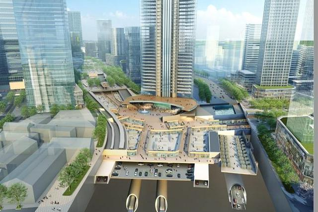 安徽省鼓励探索轨道交通地上地下空间综合利用开发
