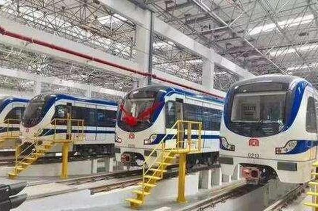 合肥地铁建设又有新进展 3号线全线车站主体结构完成