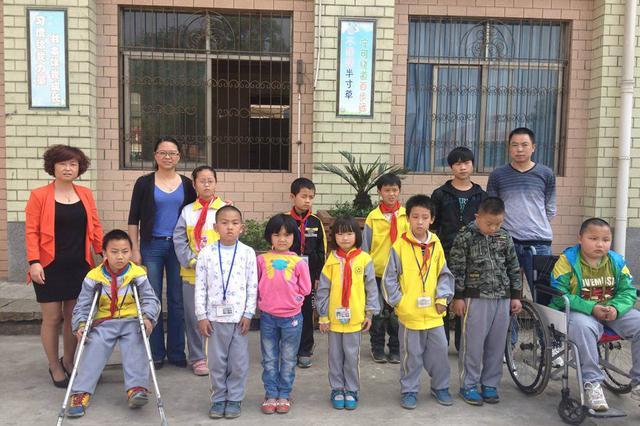 安徽全面实施残疾儿童康复救助制度