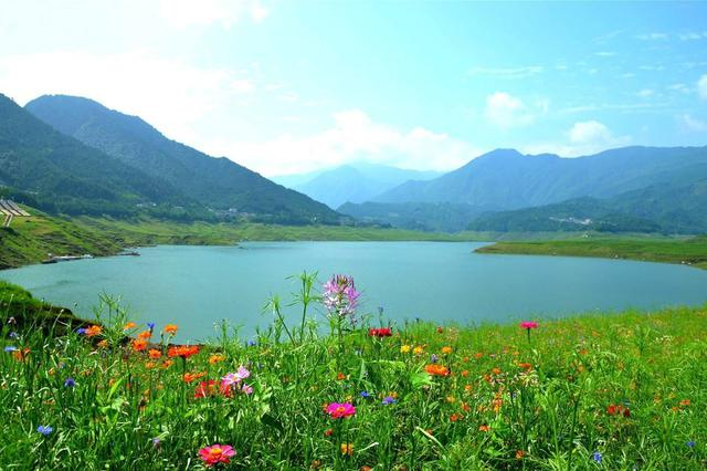 堪称安徽最美的湖泊被誉为中国十大美湖之一
