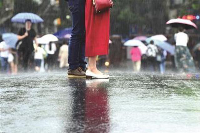 大风吹过天气有点儿凉 安庆今天最高气温20℃