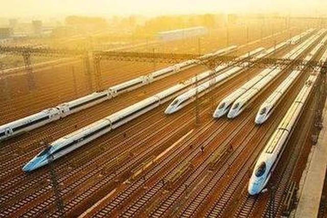 安徽多条重要高铁工程新进展公布
