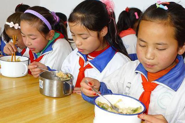 """校園食品安全必須嚴管 劣質""""營養餐""""等事件引人深思"""