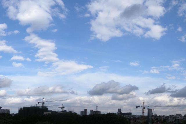 前九月安徽省平均優良天數比例為72.3%