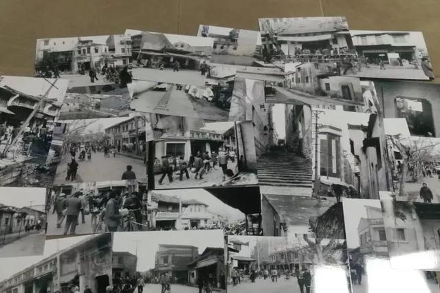 慶祝改革開放四十周年大型攝影圖片展今日開幕