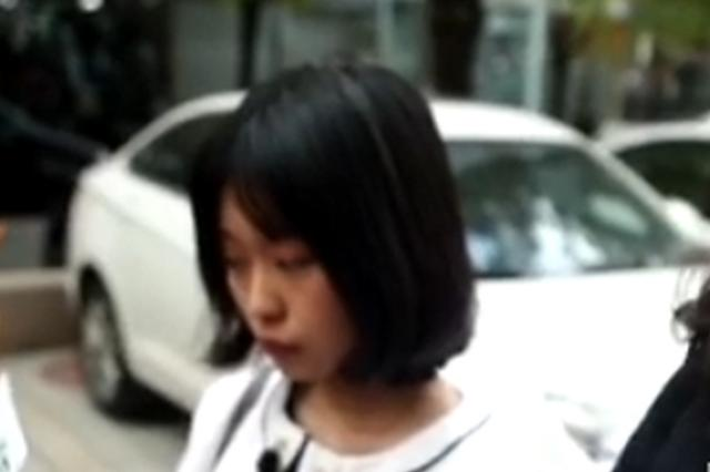 """弦子麥燒同學現身面對媒體 反訴朱軍想要""""贏"""""""