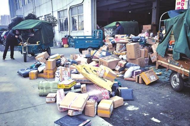 安徽一男子為泄憤狂盜他人30多個快遞包裹