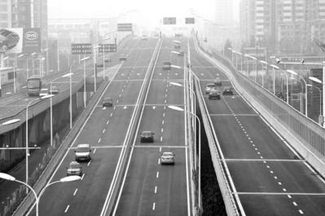 合肥市暢通二環西段將建4.5公里高架橋