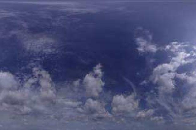 今天安徽省多云转阴天