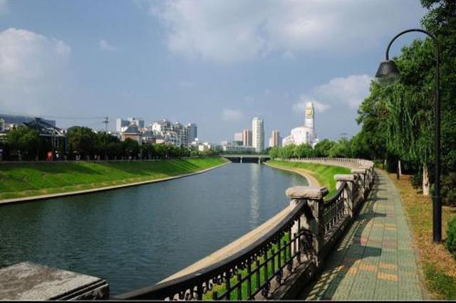 """打造""""锦绣两岸 创新皖都""""合肥绕城运河段"""