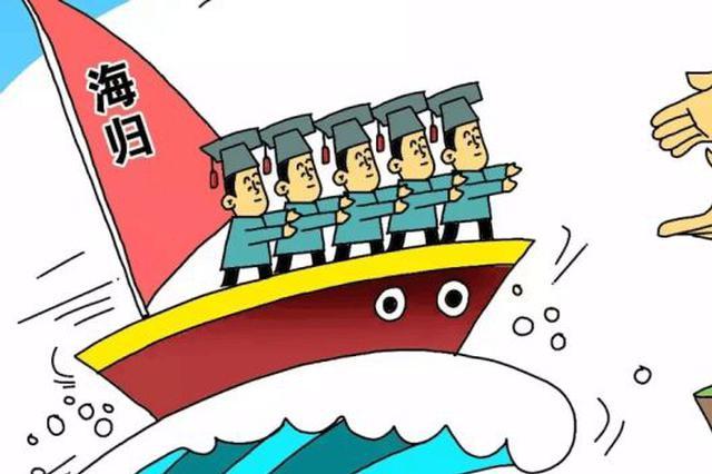 2019年度安徽省留学回国人员创新创业扶持计划开展