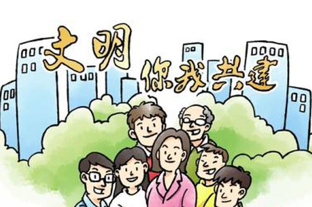 蚌埠公共文明行为调查活动圆满结束