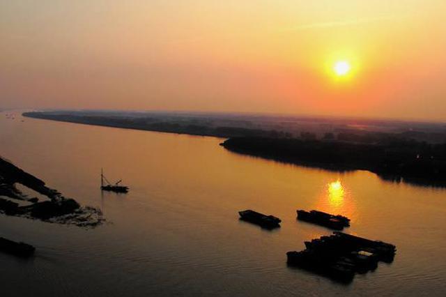 今后或可坐着游船 从长江游览到淮河
