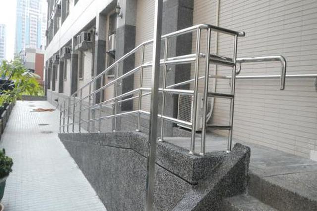 合肥地铁全面启用无障碍坡道板