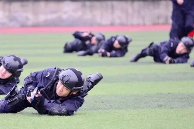 安徽省警察警务技能大比武
