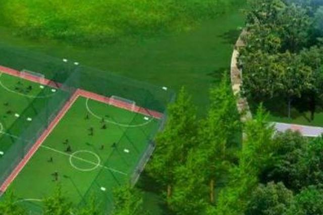 合肥版中央公园将改造升级