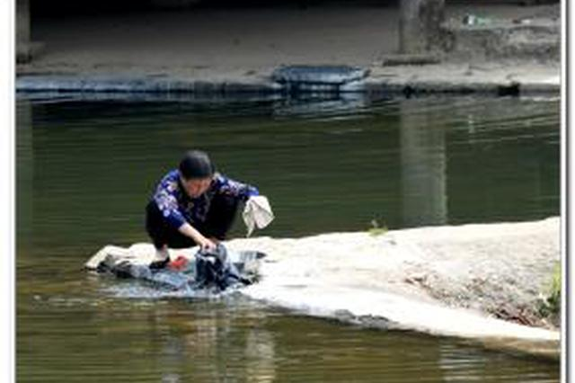 """合肥城东北更多脏水""""洗刷刷""""入河"""