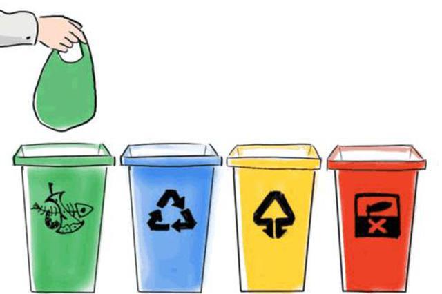 哈尔滨市月底前完成垃圾分类并点设桶