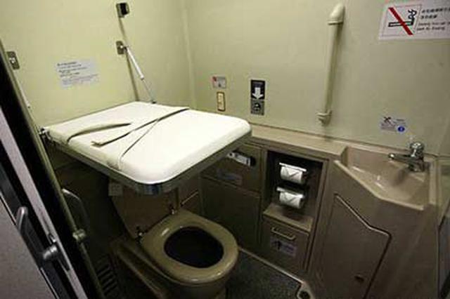 合肥老城区15座公厕增设婴儿护理台