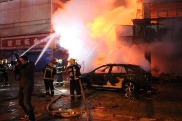 安徽前11个月共接报火灾7386起 死亡36人