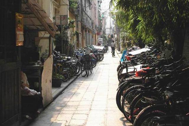 小街巷改造让居民出行更便捷