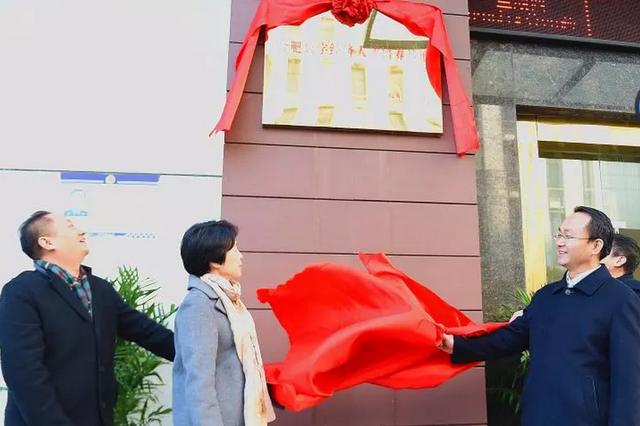 安徽省首家数字经济人才培养基地揭牌