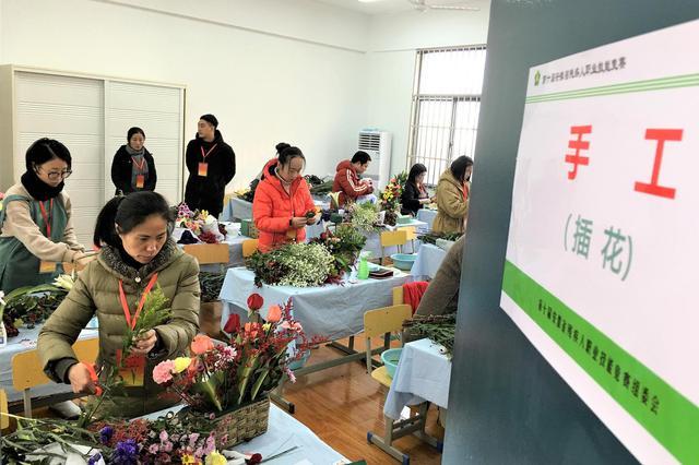 第十届安徽省残疾人职业技能竞赛在合肥举行
