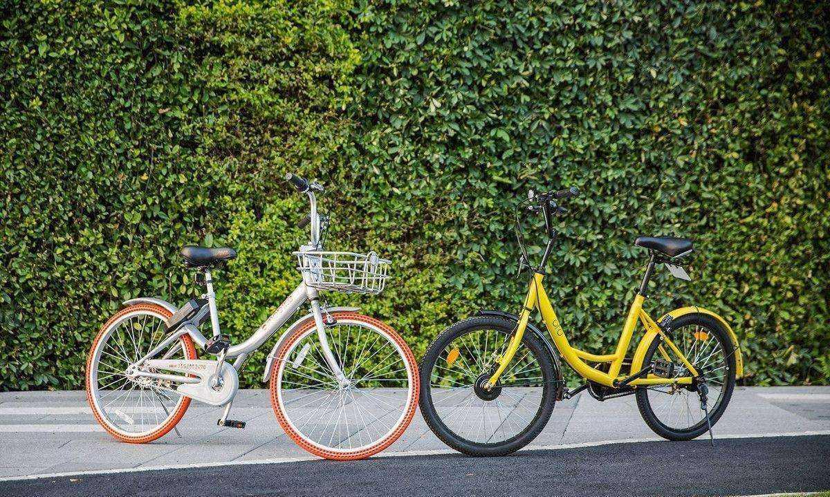 合肥将加快监管平台建设 规范共享单车骑行停放