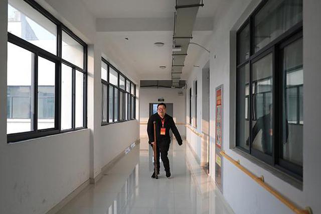 安徽省百余名残障人士竞技展光彩