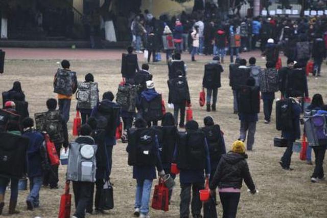 艺考时间重叠 省教育招生考试院与传媒大学协商解决