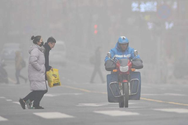 冷空气进入休整 雾霾卷土重来