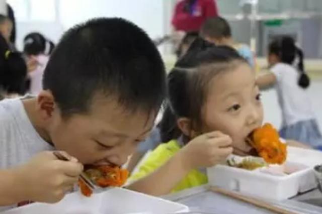 合肥幼儿园和中小学午餐工程专项抽检任务圆满完成