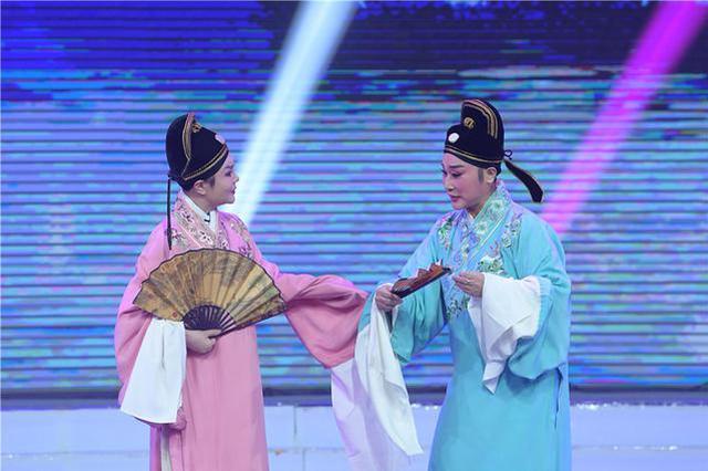 """""""有戏安徽"""" 全国戏迷春节联欢晚会精彩上演"""