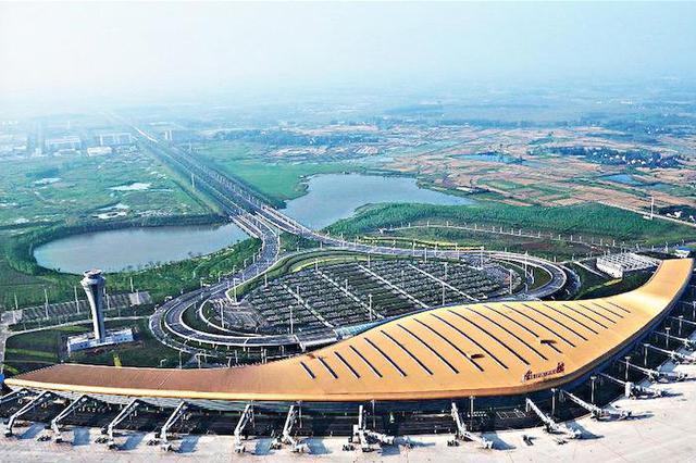 合肥机场增开国内外班次1502架次