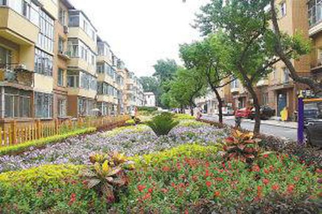 蚌埠市60个老旧小区列入改造计划
