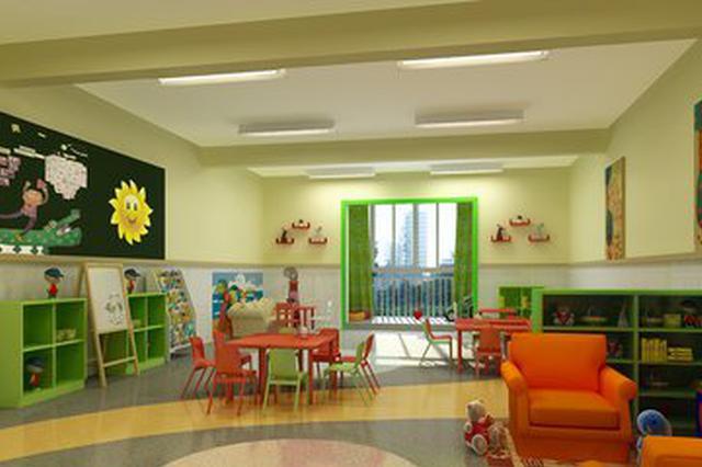 合肥发布特一类幼儿园评估认定办法