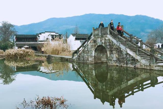 黄山古村落——呈坎