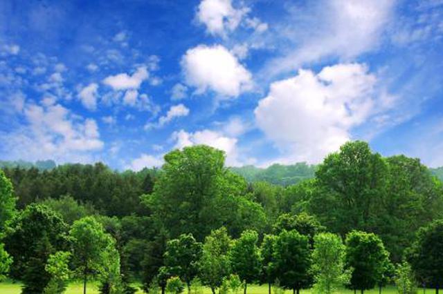 我国将选择50个试点县开展生态综合补偿工作