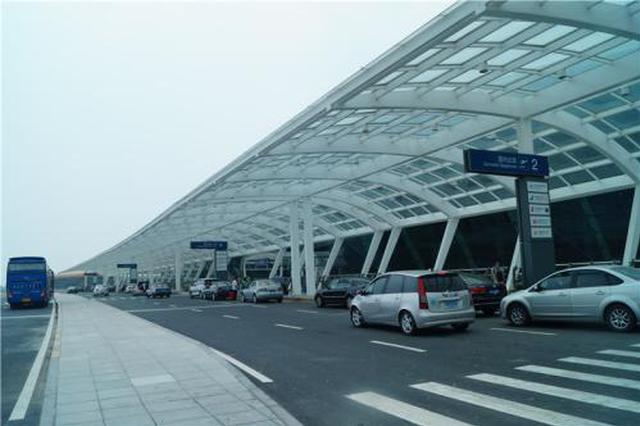 """合肥重拳整治新桥机场地面客运秩序 5台""""黑头车""""被"""
