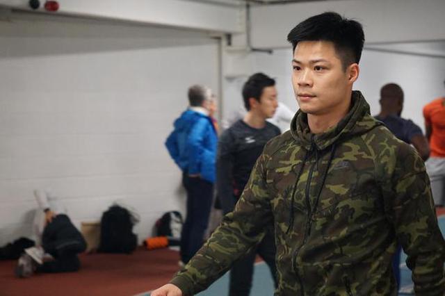 苏炳添新年首秀开门红 60米短跑6秒52夺冠