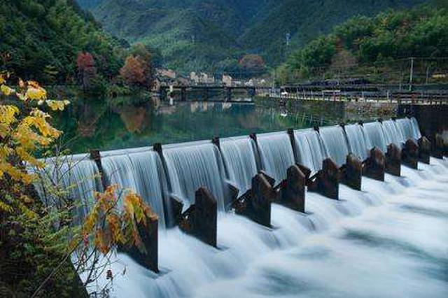 2018年安徽完成水利投资252亿元