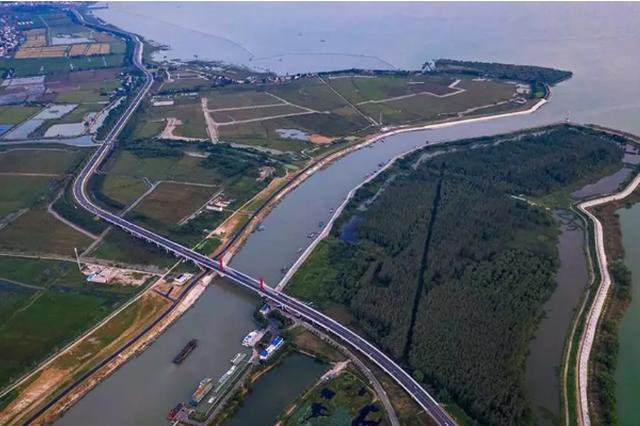 南淝河将布局标志性滨河景观空间